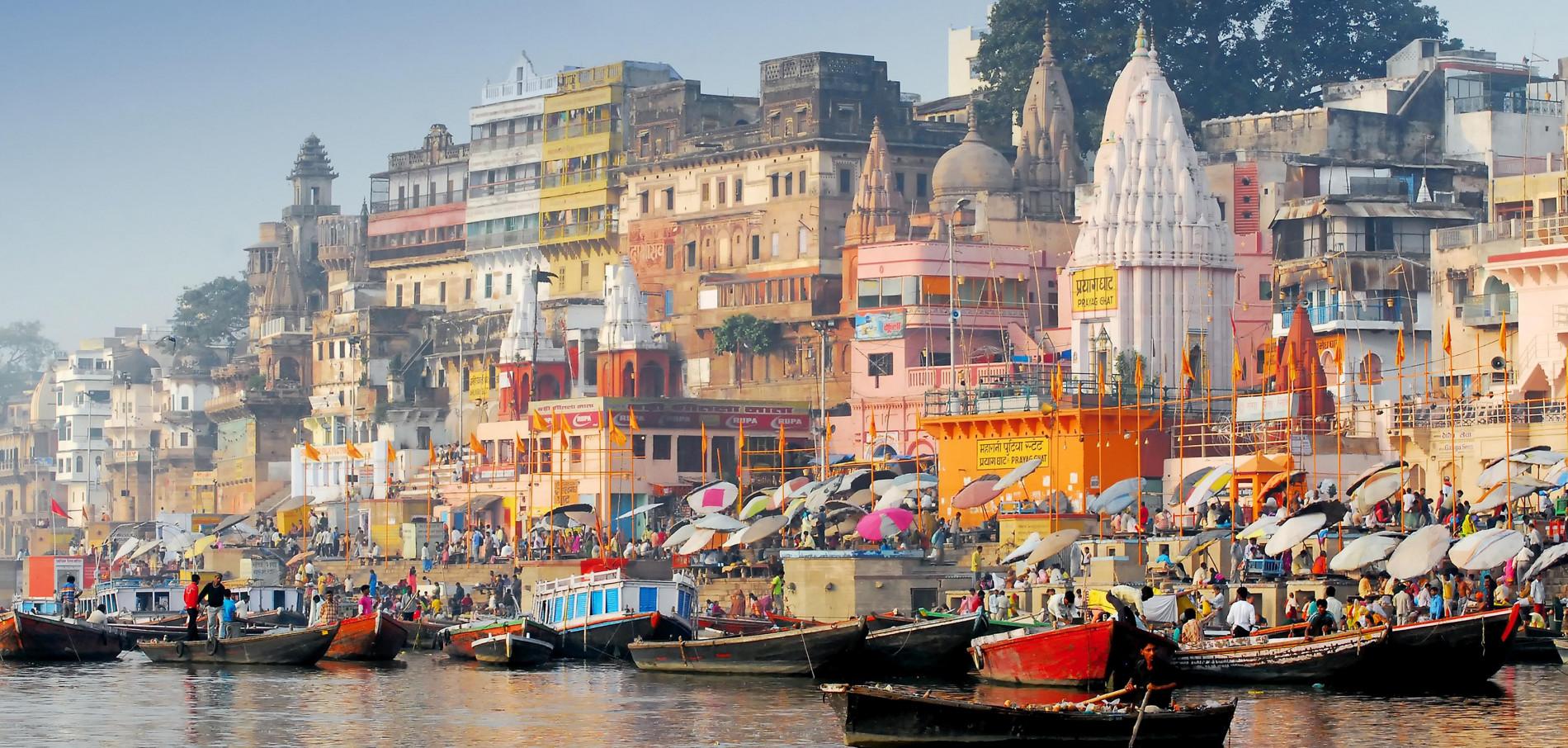 Secrets d'Inde avec Varanasi 2020