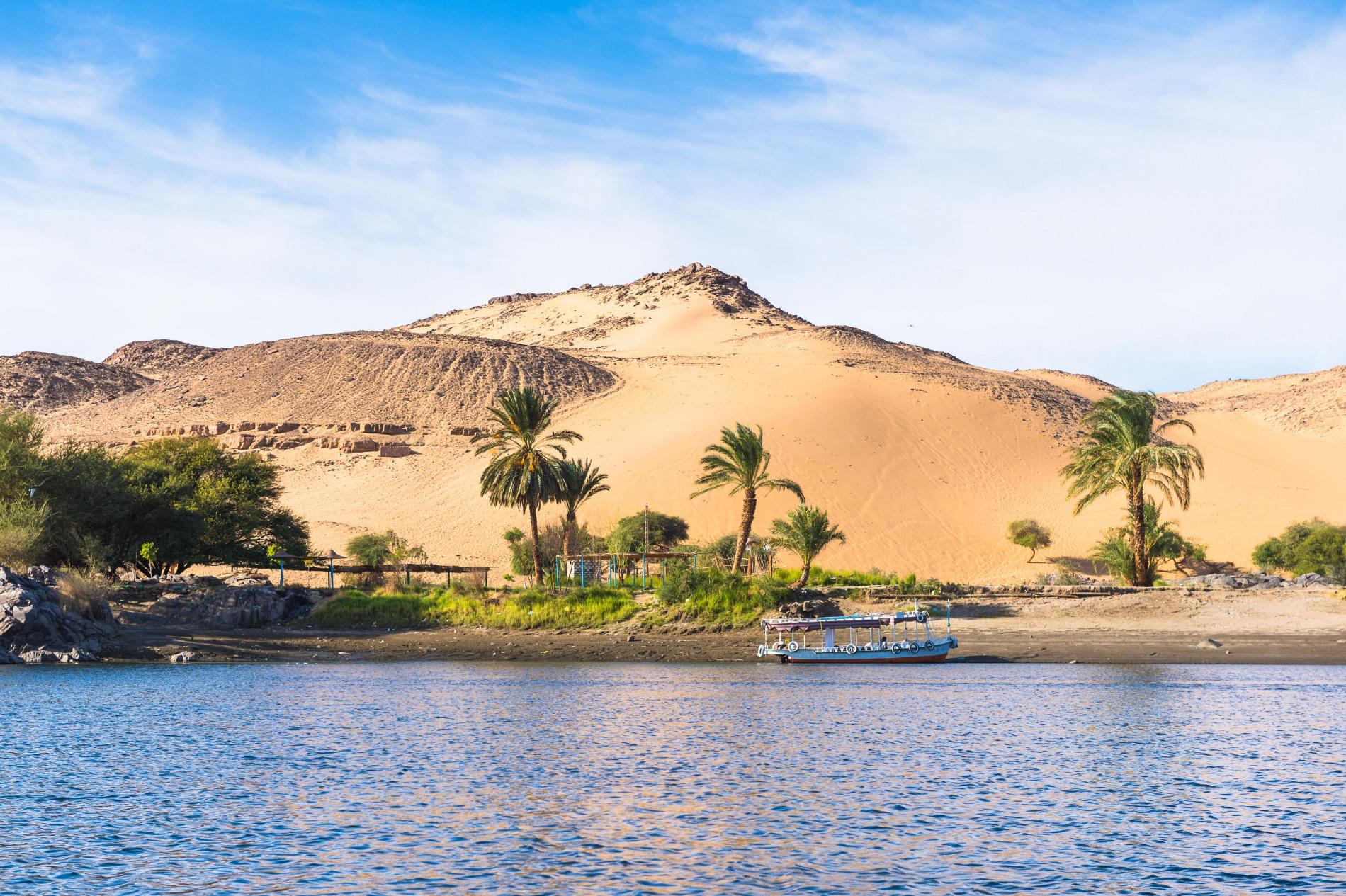 ÉGYPTE: Sphinx, Pyramides et Nil