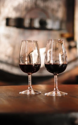 Dégustation de vin à Porto