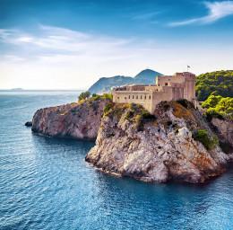 Visite des villes de Zagreb, Zadar, Sibenik, Trogir, Split et Dubrovnik