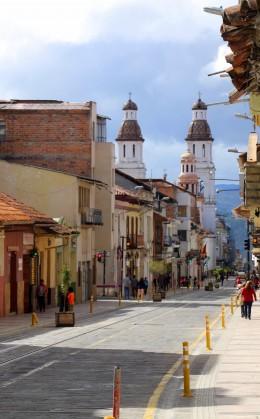 Visite des villes de Quito, de Cuenca et de Guayaquil
