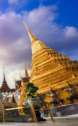 Les temples emblématiques comme Doi Suthep