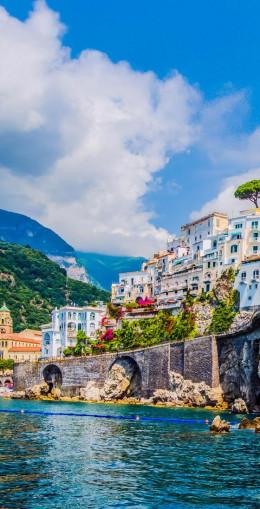 La Côte Amalfitaine et ses panoramas époustouflants