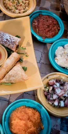 Cours d'initiation à la gastronomie marocaine