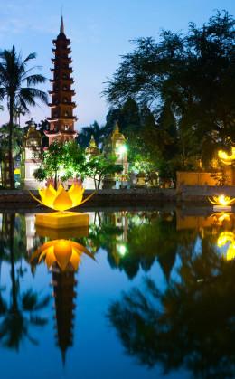 Les incontournables Hanoi, Hoi An, Hue et Ho Chi Minh