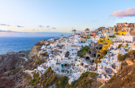 Grèce: Feta et Origan