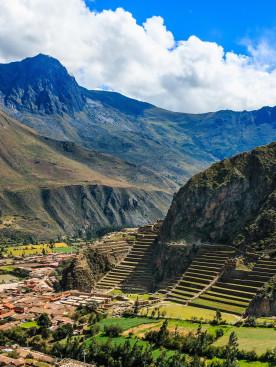 Sur les traces des Incas ext. Amazonie