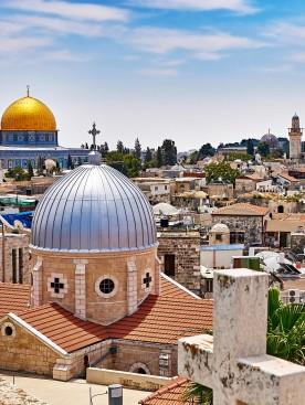Israel, voyage dans l'histoire