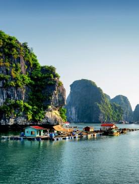 Charme du Vietnam et Cambodge