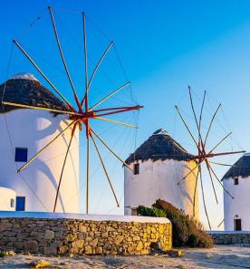 Au coeur des îles grecques
