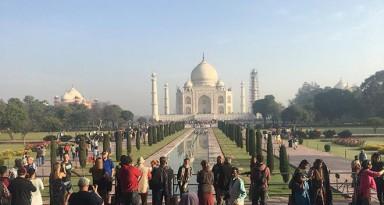 L'Inde incroyable et ses couleurs par Michel notre accompagnateur