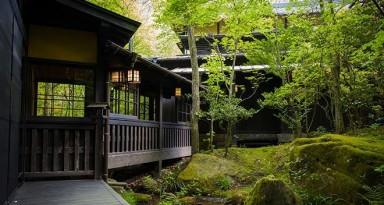 Dormir dans un ryokan