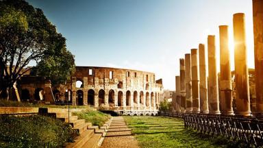 Rome la romantique
