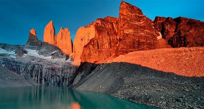 Beautés du Chili