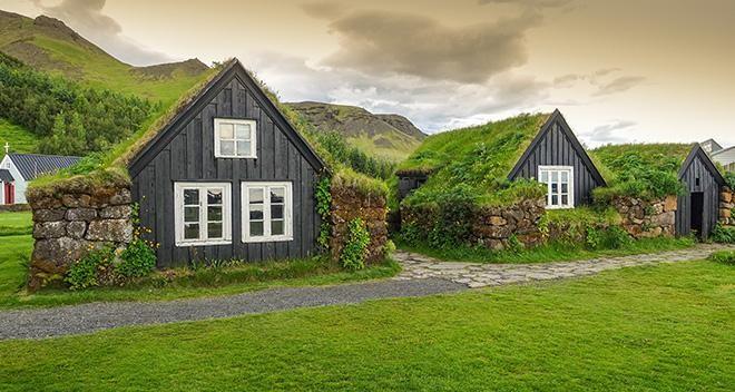 L'Islande en été