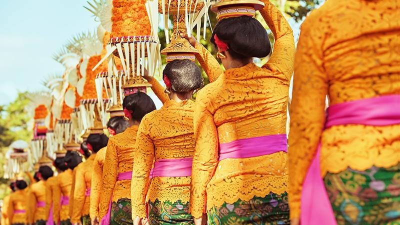 Bali la grande charmeuse