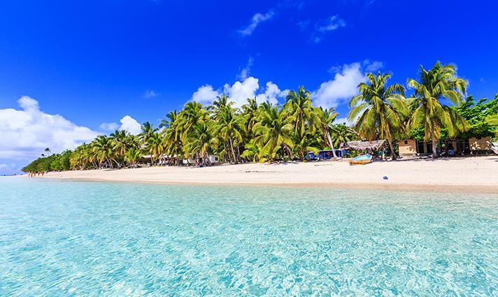 Plage Îles Fidji